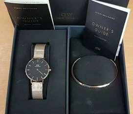 Jual jam tangan Daniel Wellington Original