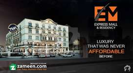 Two bed room apartment house for sale at Express mall & residency.