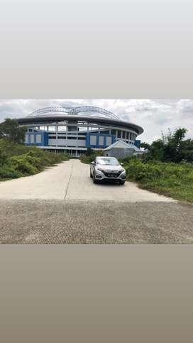 Tanah di dekat Stadion Persiba Batakan