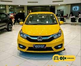 [Mobil Baru] New Honda Brio Satya 1.2L E MT DP Bayar Hanya 9juta Saja