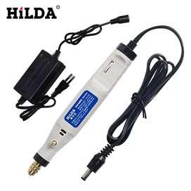 Hilda Bor Listrik Mini Rotary Drill Tool 18V 18000rpm - JD5202