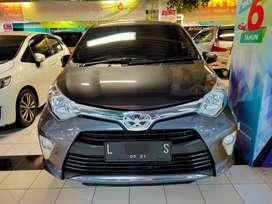 Toyota Calya G matic Tahun 2016 calya G at 2016