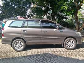 Innova type G 2013 manual bensin