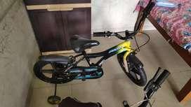 Kids cycle hero quickr