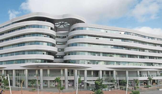 Dijual / Disewakan 2 gedung Jejer di Spazio  , lantai 8 Jl Mayjend Yon