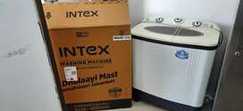 Brand new and rarely used Intex Washing Machine for sale as relocating