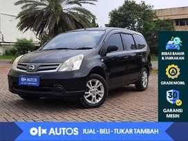 [OLXAutos] Nissan Grand Livina 1.5 SV A/T 2012 Hitam