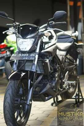 Yamaha Naked 250cc  MT25 Th 2015 Murah Wiliam Mustika
