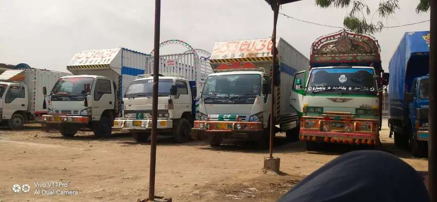 Karachi To Islamabad Goods Transport Services 0