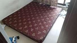 Queen size mattress.
