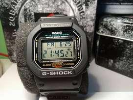 CASIO GSHOCK G-SHOCK DW5600E DW-5600E ORIGINAL NON DW6900 DW9000 5900