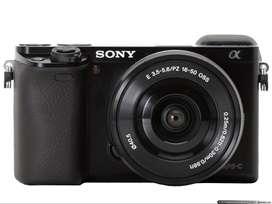 Kamera Mirorrless Sony a6000 Kit Cash dan Kredit