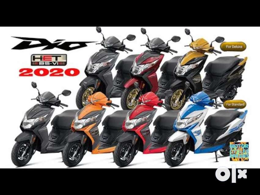 Honda Dio Brand New 0