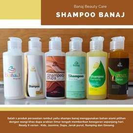 Shampoo Banaj / Banaj Beauty Care / Banaj Shampoo / Shampo / Sampo