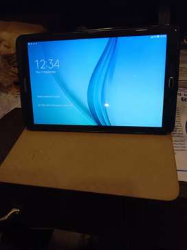 Samsung Tab E, very good working condition