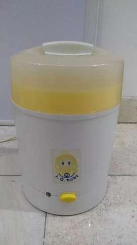 Steril Botol Bayi Pemanas Penghangat Susu Bayi