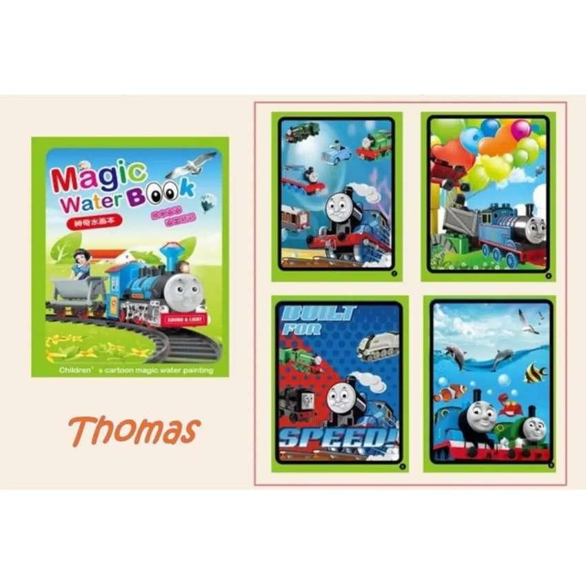 Mainan Edukasi Anak MAGIC COLORING BOOK 0