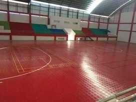 Pasang dan service lapangan futsal indoor/outdoor bergaransi