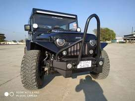 Panwar Thar and jeep modified