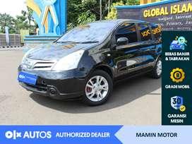 [OLX Autos] Nissan Grand Livina 2013 1.5 SV A/T Hitam #Mamin Motor