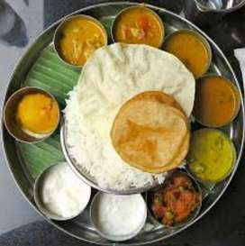 We need south Indian cheef