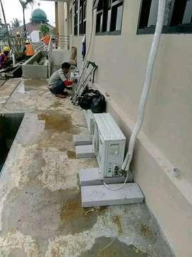 Jasa servis ac kulkas mesin cuci dan elektronik lain yah