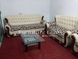 Sofa Set 7 seaters Comfortable brand New 348 Master Molty Foam