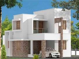 3 BHK customized villas in kazhakootam menamkulam 5 km from technopark