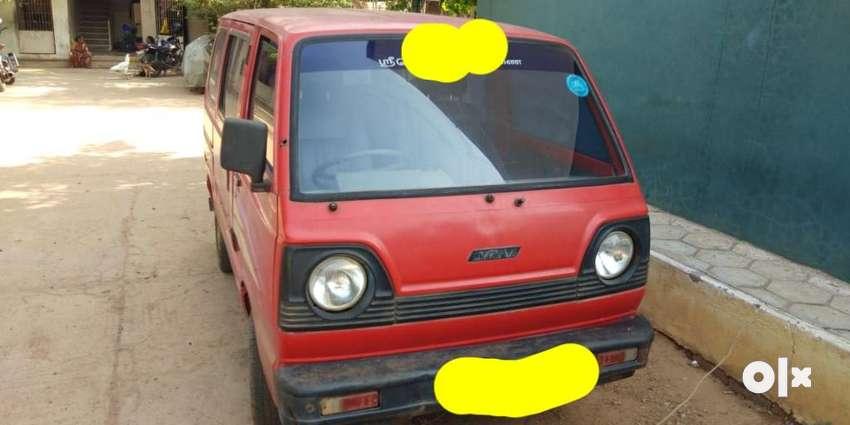 Maruti Suzuki Omni E 8 STR BS-IV, 1997, Petrol 0