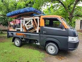 Jasa angkut jasa angkutan muatan barang dan pindahan