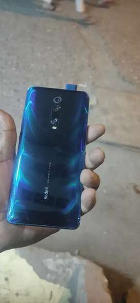 Redmi k20 pro 6/128 smooth condition like new but out of warranty