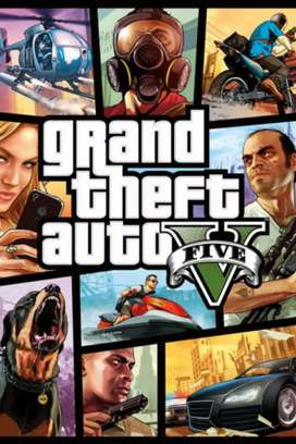GTA 5 for PC Full