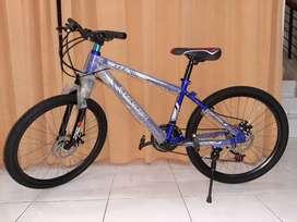 "Sepeda Evergreen Ranger 225 24"" 3 x 7 speed"