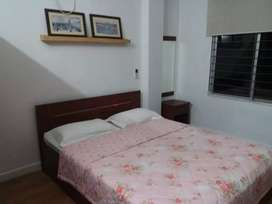 3bhk full furnished AC rooms