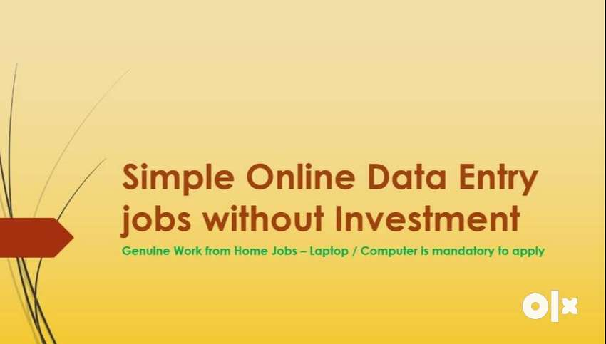 Online Typing and Data Entry jobs-Part Time/ Full time job -Apply NOW 0