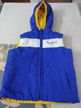 Excellent condition, pepe double side jacket