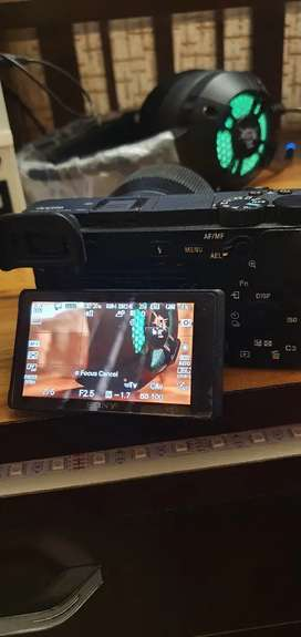 Sony a6500 Body + Sigma 30mm f 1.4 Lens