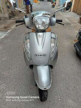 Single owner good condition silver colour