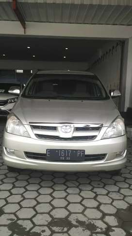 Toyota innova tipe G manual bensin 2008 silver stnk bln 7 2020 istmwa
