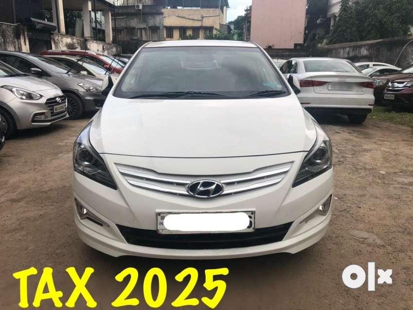 Hyundai Fluidic Verna 1.6 CRDi SX, 2015, Diesel 0