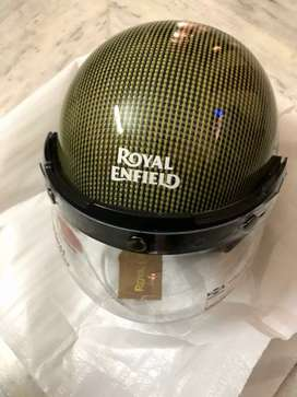 Brand new Unused Royal Enfield Helmet with L size
