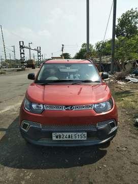 Mahindra Kuv 100 D75 K2, 2016, Diesel