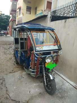 E Rickshaw in good condition