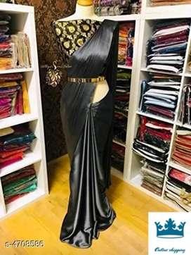 Silk sari with blouse