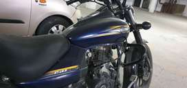 Bajaj avenger 150cc midnight blue. Bought on 25 December, 2015.