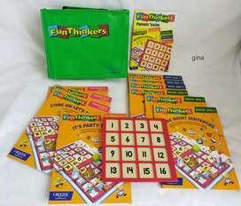 Funthinkers mainan edukasi anak