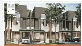 Rumah Full Furnish Freja Suites Cuma 1,3 M