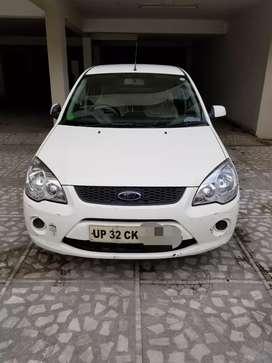 Ford Fiesta Diesel White 2008