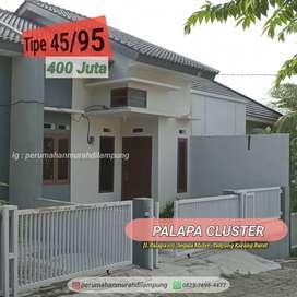 Rumah ready bisa kredit tanpa bank 5 tahun di Palapa 10