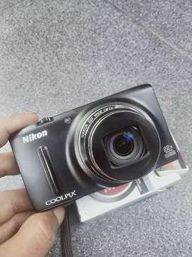 Kamera Coolpix S9500
